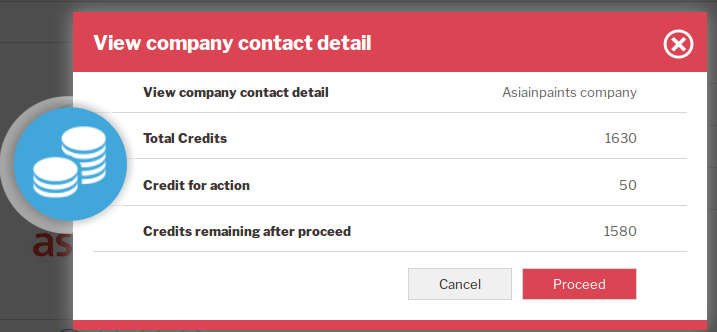 Company Contact Detail